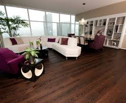 Hardwood Floor Living Room Contemporary Living Room Children39s Books And Family