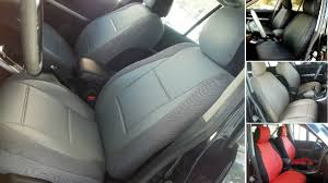 custom jeep seats high quality custom car seat covers for mitsubishi rvr asx