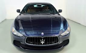2015 Maserati Ghibli S Q4 For Sale In Norwell Ma 145287 Mclaren