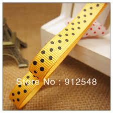 black and yellow ribbon buy yellow black ribbon and get free shipping on aliexpress