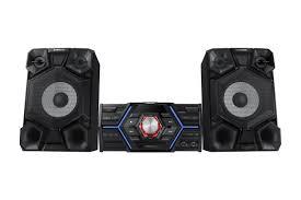 samsung mx js5000 za 4 channel 1 600 watt wired audio giga sound