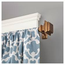Turquoise Curtain Rod Kenney 3 4