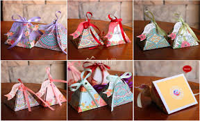 aliexpress com buy 50pcs wedding favors and gifts box pyramid