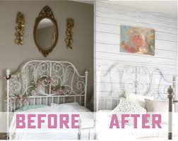 non permanent wall paper diy shiplap wall in 2 hours or less sweet anne designs