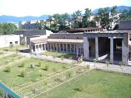 Ancient Roman Villa Floor Plan by New Digital Technologies Bring Ancient Roman Villa To Life