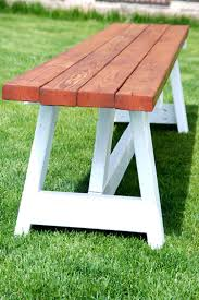 Diy Farmhouse Table And Bench Diy Project Farmhouse Bench The Home Depot