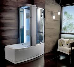 bathtub shower unit new teuco hydrosonic hydroshower sharade a bathtub and shower