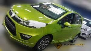 membuat lu led headl motor gempar foto pcc warna hijau berlegar di laman sosial funtasticko
