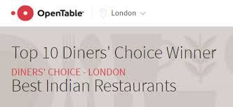 fine dining a la carte and healthy takeaway indian restaurant menu