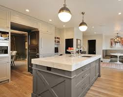 Samples Of Kitchen Cabinets by The Psychology Of Why Gray Kitchen Cabinets Are So Popular Home