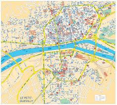 map of rouen cy clic rouen in normandy