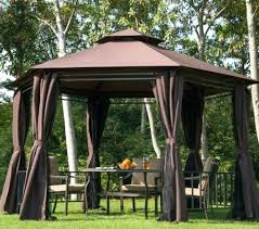 Lowes Patio Gazebo Metal Gazebo Lowes Patio Gazebo Page 3 Modern Outdoor With Three