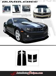 chevrolet camaro styles 2010 2013 or 2014 2015 chevy camaro bumblebee style racing stripes