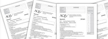 espanish a level resources for the new aqa specification