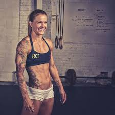 images of christmas abbott crossfit star christmas abbott on how to lose belly fat shape magazine