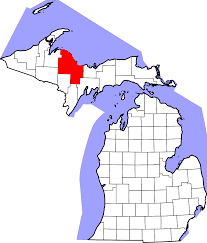 State Of Michigan Plat Maps by National Register Of Historic Places Listings In Marquette County