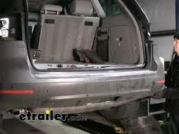 trailer hitch installation 2007 volkswagen touareg etrailer