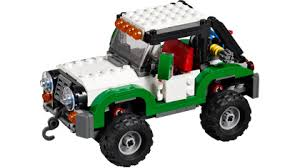 jeep instructions adventure vehicles 31037 creator building instructions