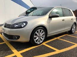 used volkswagen golf gt for sale motors co uk