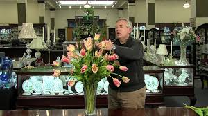 floral design tips u0026 tricks at replacements ltd youtube