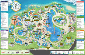 Universal Studios Map Orlando by Behind The Thrills Seaworld Orlando Map Could Point To The