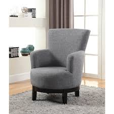 Swivel Accent Chair Nathaniel Home Dominic Grey Swivel Accent Chair Free Shipping