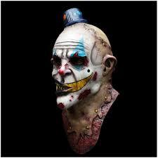 Joker Halloween Mask Mime Zack Clown Mask Mad About Horror