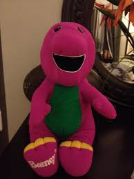 playskool talking barney the dinosaur 17