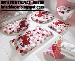 Oval Bath Rugs Inspiration Ideas Bathroom Rugs Sets Home Bathroom Cotton