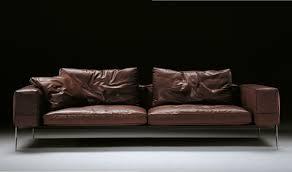 Leather Couch Designs Flexform Lifesteel Sofa Flexform Furniture Leather Sofas