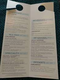 harmony of the seas room service menu cruise with gambee