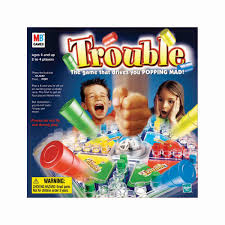 trouble board game kmart