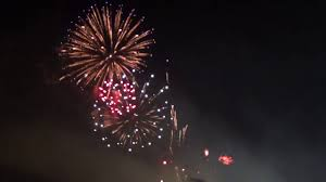 friday night fireworks show in coney island 2017 youtube