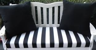Custom Outdoor Cushions Clearance Furnitures Fascinating Porch Swing Cushions For Alluring Outdoor