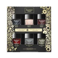 butter london nail polish collection steampunk ball set x6 6ml