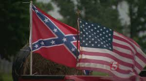 Flying The Us Flag Upside Down Mid State Schools Ban All Flags From Campus Including American
