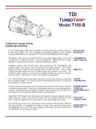 11 tdi t100b spec transmission mechanics engines