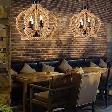 Industrial Looking Lighting Fixtures 6 Light Industrial Look Lighting Fixtures Rope