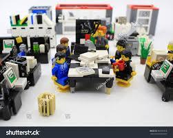 Lego Office Hong Kongmarch 22 Studio Shot Lego Stock Photo 265915016
