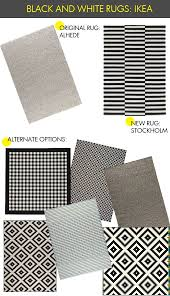 rugs at ikea astonishing black and white from ikea life in sketch pict for rug