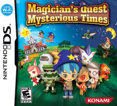 amazon com magician u0027s quest mysterious times nintendo ds