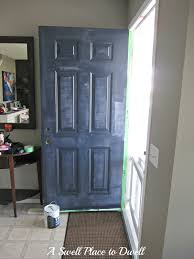 navy blue front door a swell place to dwell shut the front door