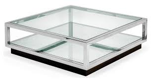 Steel And Glass Coffee Table Stainless Steel Glass Coffee Table Coffee Table Design Ideas