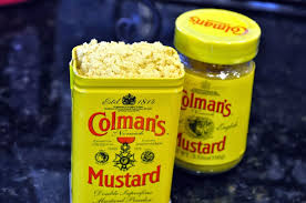 coleman s mustard colman s mustard cheddar cheese biscuits with ham create