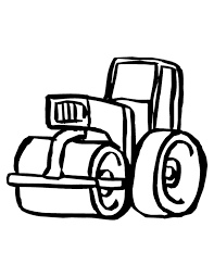 construction vehicles coloring pages download and print for free