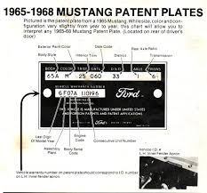 mustang vin lookup original shellby found in quarry vin for sale page 5 cobra