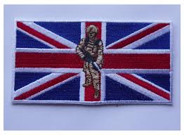 Union Army Flag Union Jack The England Store England Badges England Patches