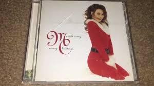 unboxing mariah carey merry christmas