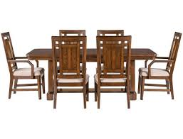 slumberland broyhill estes park collection 7 pc dining set