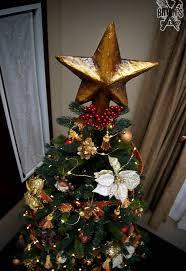 christmas tree topper diy christmas tree topper hometalk